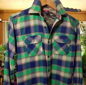 Gap Plaid Shirt Size M (8)